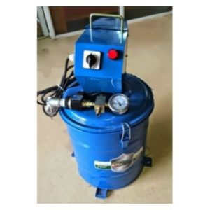 Tìm hiểu về máy bơm mỡ bằng điện