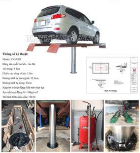 Khi mua cầu nâng 1 trụ rửa xe người dùng cần chú ý tới nhiều tiêu chí