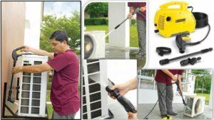 Máy phun áp lực tự hút nước Karcher K2 420 lý tưởng để đầu tư