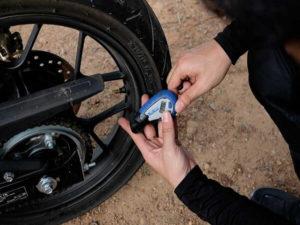 Đảm bảo áp suất lốp đúng chuẩn đối với từng dòng xe