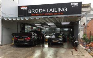 Tìm hiểu về nghề chăm sóc ôtô Detailing mới nổi tại Việt Nam