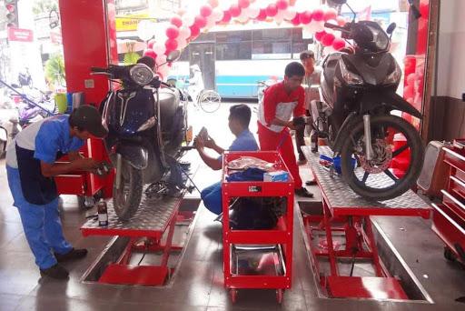 Những bộ phận cần bảo dưỡng định kỳ của xe máy