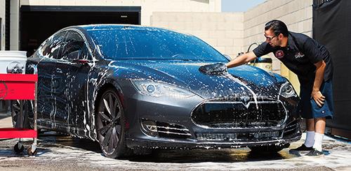 Có nhiều dòng máy rửa xe hiện nay