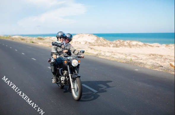 Một số kinh nghiệm đi xe máy đường dài bạn nên biết