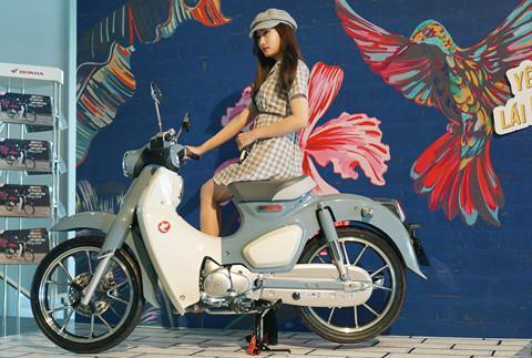 Những mẫu xe máy cổ được dân chơi Việt Nam ưa chuộng