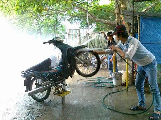 Máy không lên nước sẽ ảnh hưởng lớn tới quá trình phun rửa
