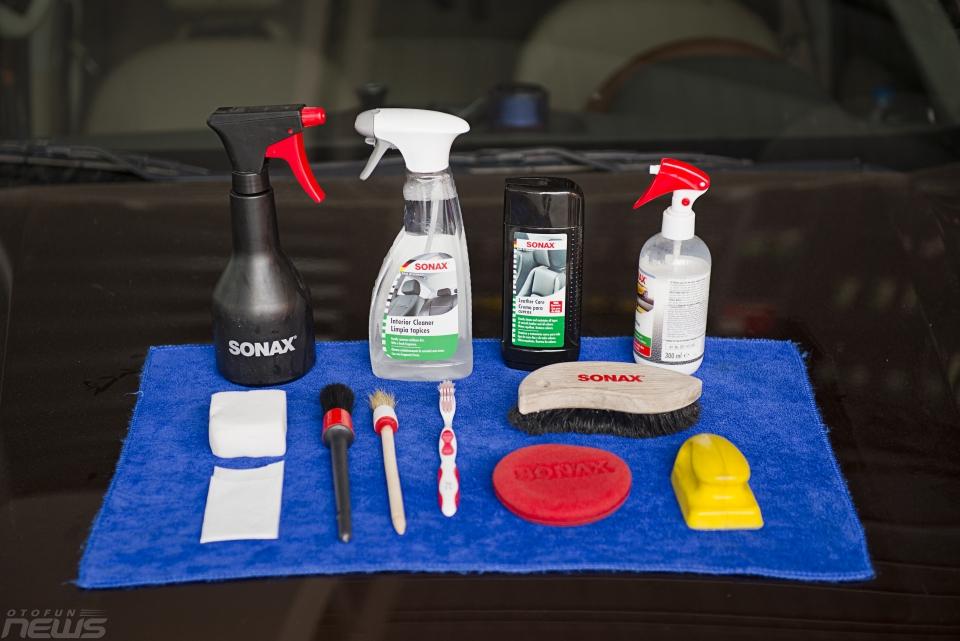 Một số lưu ý trong quá trình vệ sinh nội thất cho xe ô tô
