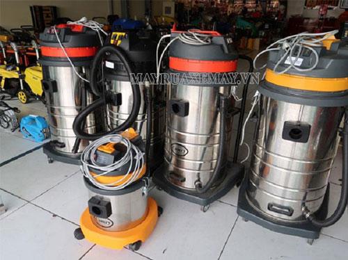 Chia sẻ kinh nghiệm mua máy hút bụi công nghiệp tại Hà Nội