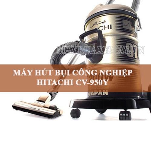 Máy hút bụi công nghiệp Hitachi Cv-950Y