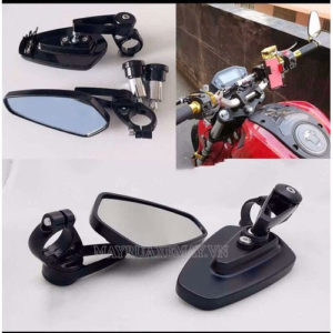 Thay gương xe máy