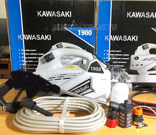 máy rửa xe mini kawasaki