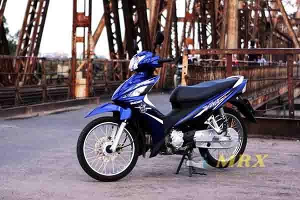 hãng xe máy ở Việt Nam hiện nay