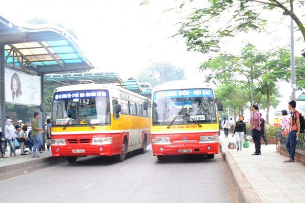 [Chia sẻ] Cách đi xe buýt ở Hà Nội hiệu quả nhất