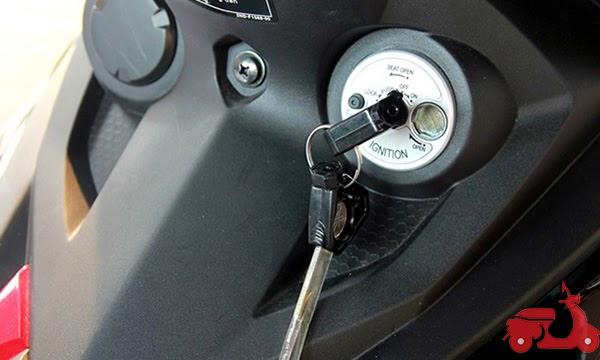khắc phục xe máy mất điện thế nào