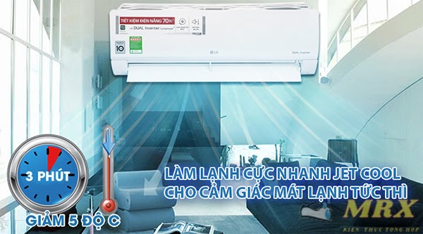 máy lạnh loại nào tiết kiệm điện hiện nay