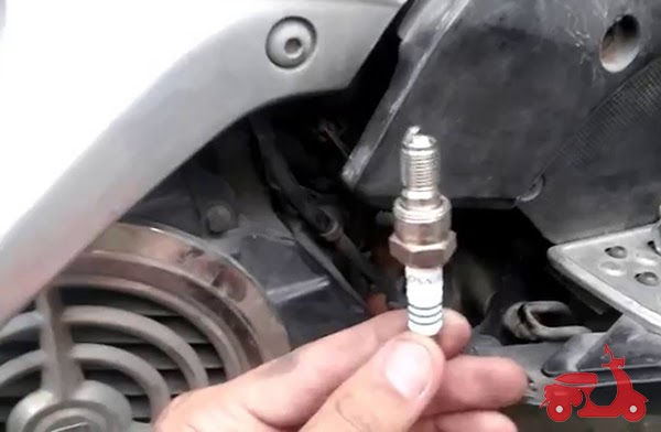 nguyên nhân xe máy mất hơi