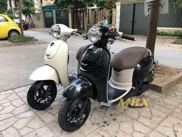 xe máy 50cc đắt hàng 2020