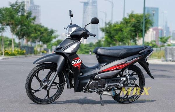 xe máy 50cc đắt hàng hiện nay