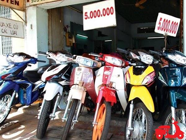 có 8 triệu nên mua xe máy gì