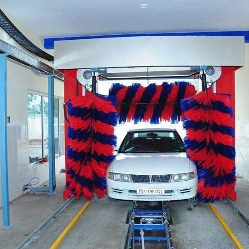 Những hình thức rửa xe công nghệ mới được nhiều người dùng lựa chọn