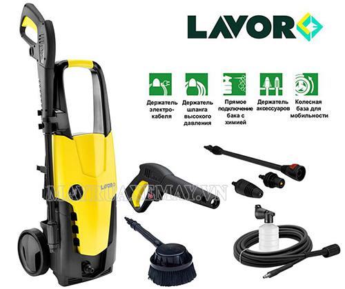 Lý giải nguyên nhân người dùng ưu ái máy rửa xe Lavor STM 150