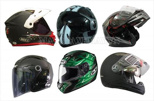 Nên mua mũ bảo hiểm hãng nào?
