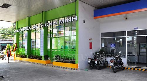 Đánh giá dịch vụ rửa xe thông minh Vietwash