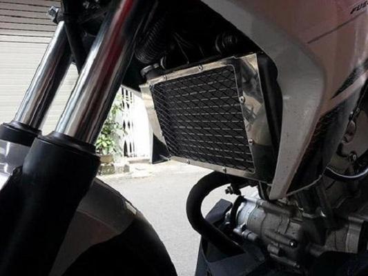 Bật mí những chiêu thức giải nhiệt cho xe máy