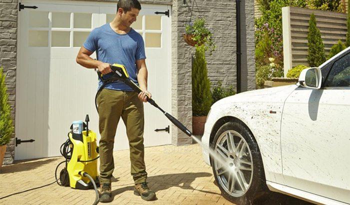 Hướng dẫn rửa xe ôtô tại nhànhanh, sạch, đơn giản