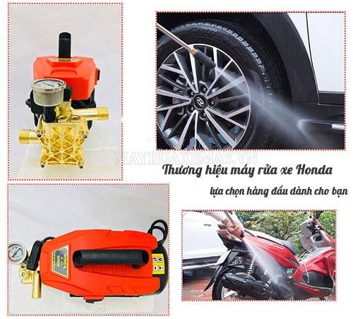 ưu điểm máy rửa xe mini honda
