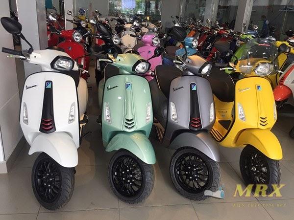 các hãng xe máy nổi tiếng tại việt nam