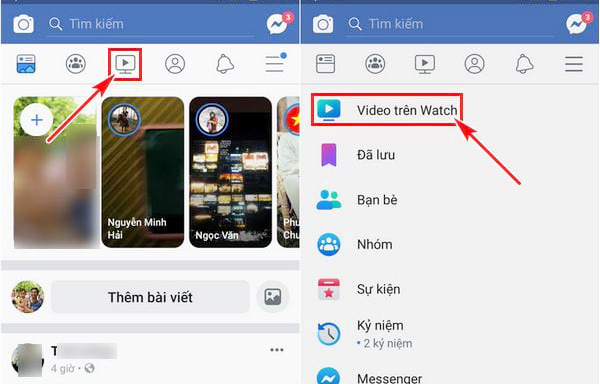 Làm sao để lưu video trên Facebook NHANH NHẤT