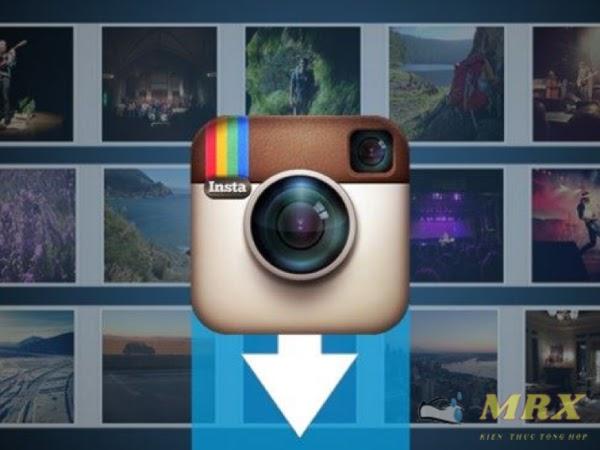 làm sao để lưu ảnh trên instagram