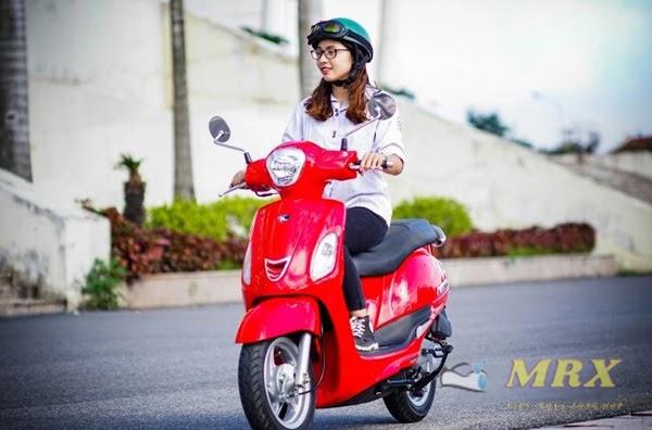 tìm hiểu về xe máy không cần bằng lái cho học sinh