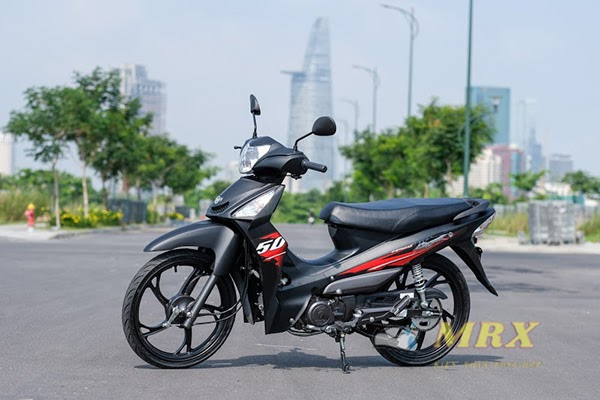 xe máy không bằng lái cho sinh viên