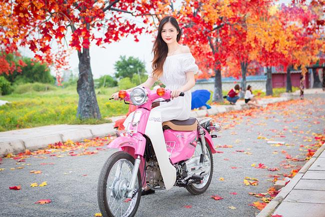 TOP 5 xe máy không cần bằng lái cho học sinh