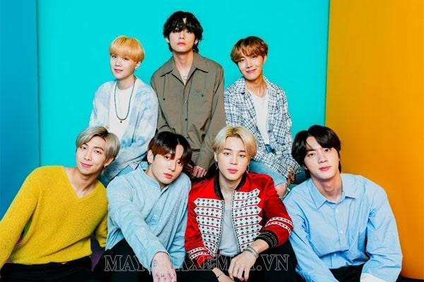 19/11 là ngày thành lập bạn nhạc BTS