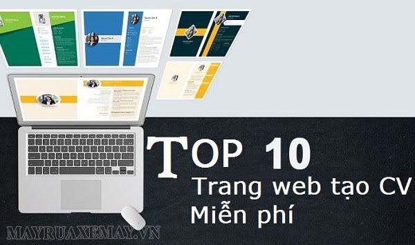 CV là gì? TOP 10 Website tạo hồ sơ xin việc online đáng sử dụng nhất năm 2021