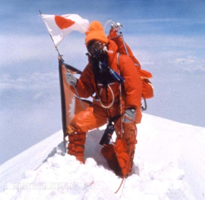 junko tabei chinh phục everest
