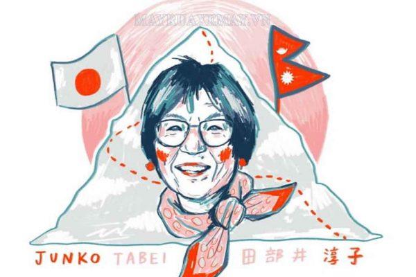 Junko Tabei là ai mà lại được Google Doodle vinh danh?