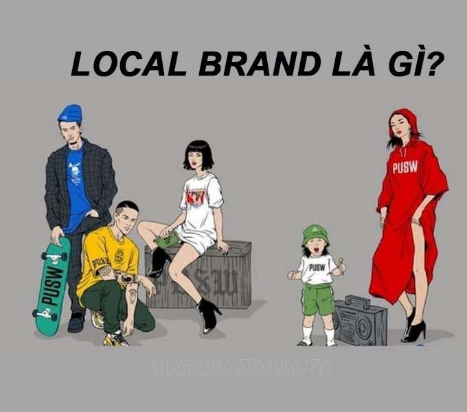 local brand là gì