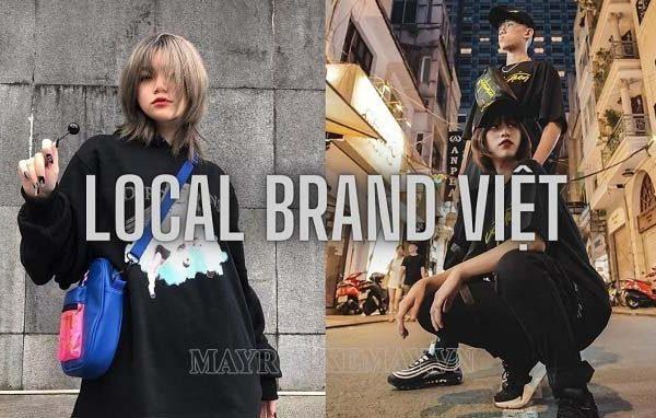 TOP các Local brand Việt Nam giá rẻ, nổi tiếng năm 2021