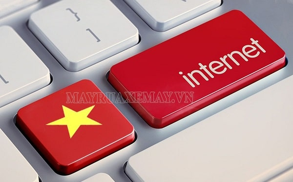 ngày Việt nam tham gia hòa mạng internet thế giới
