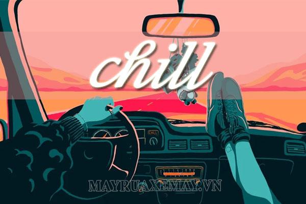 """Chill là gì? Ý nghĩa của từ """"chill"""" đang trở nên thịnh hành trong giới trẻ"""