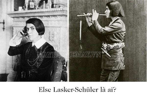 Else Lasker-Schüler là ai?