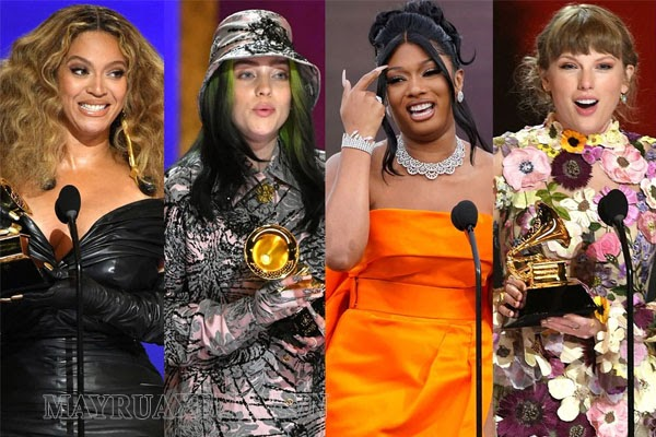 Những kỷ lục của giải thường Grammy