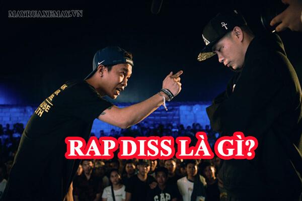 Rap diss là gì? Nguồn gốc và những đặc trưng của Rap