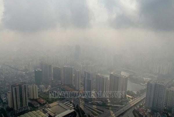suy giảm chất lượng không khí