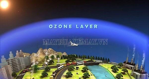 tầng ozon là gì?