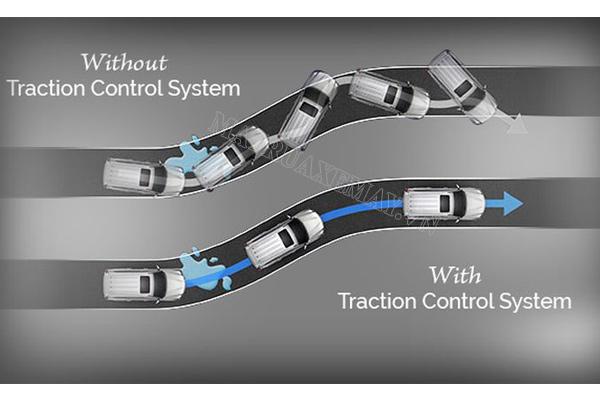Traction control là gì? Nguyên lý hoạt động và vai trò quan trọng của TCS